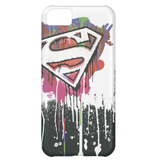 Superman Stylized | Twisted Innocence Logo iPhone 5C Case
