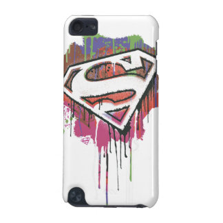 Superman Stylized | Twisted Innocence Logo iPod Touch (5th Generation) Case