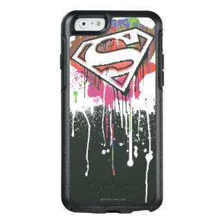 Superman Stylized | Twisted Innocence Logo OtterBox iPhone 6/6s Case