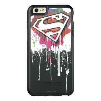 Superman Stylized | Twisted Innocence Logo OtterBox iPhone 6/6s Plus Case