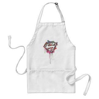 Superman Stylized | Twisted Innocence Logo Standard Apron