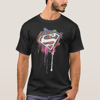 Superman Stylized | Twisted Innocence Logo T-Shirt