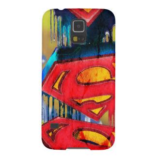 Superman Stylized | Urban Spraypaint Logo Galaxy S5 Case