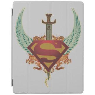 Superman Stylized | Wings Logo iPad Cover