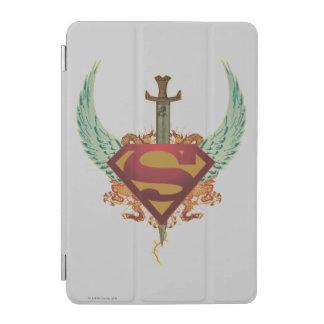 Superman Stylized | Wings Logo iPad Mini Cover