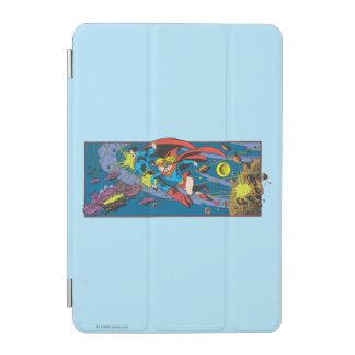 Superman & Supergirl Flying iPad Mini Cover