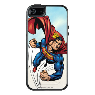 Superman swift through the air OtterBox iPhone 5/5s/SE case