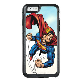 Superman swift through the air OtterBox iPhone 6/6s case