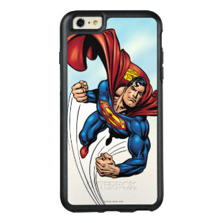 Superman swift through the air OtterBox iPhone 6/6s plus case