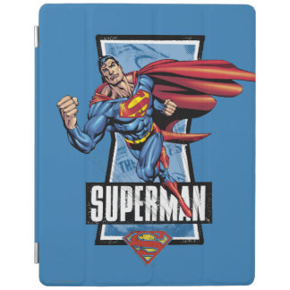 Superman Swings By iPad Cover