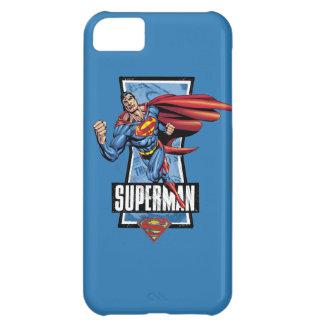 Superman Swings By iPhone 5C Case