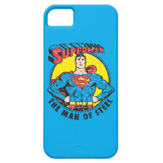 Superman The Man of Steel Barely There iPhone 5 Case