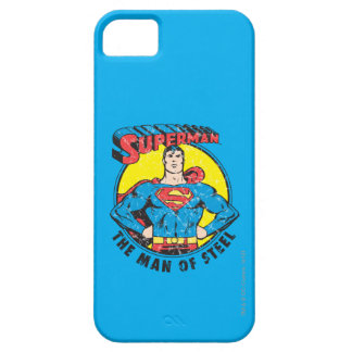 Superman The Man of Steel iPhone 5 Cover
