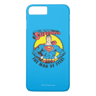 Superman The Man of Steel iPhone 8 Plus/7 Plus Case