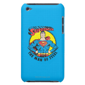 Superman The Man of Steel iPod Touch Covers