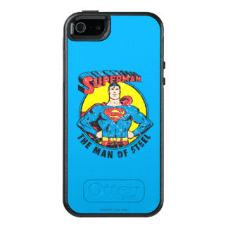 Superman The Man of Steel OtterBox iPhone 5/5s/SE Case