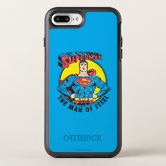 Superman The Man of Steel OtterBox Symmetry iPhone 7 Plus Case