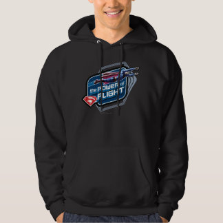 Superman The Power of Flight Hoodie