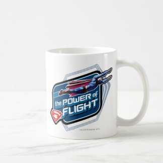 Superman The Power of Flight Mug