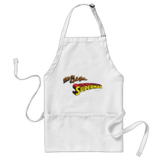 Superman | This is a job for... Logo Standard Apron