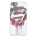 Superman - Twisted Innocence Logo Barely There iPhone 6 Case