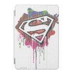 Superman - Twisted Innocence Logo iPad Mini Cover