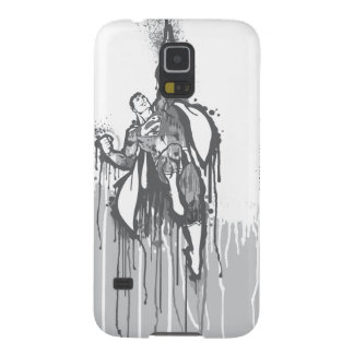 Superman Twisted Innocence Poster BW Cases For Galaxy S5