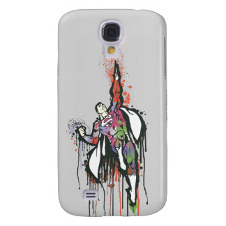 Superman - Twisted Innocence Poster Galaxy S4 Case
