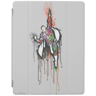 Superman - Twisted Innocence Poster iPad Cover