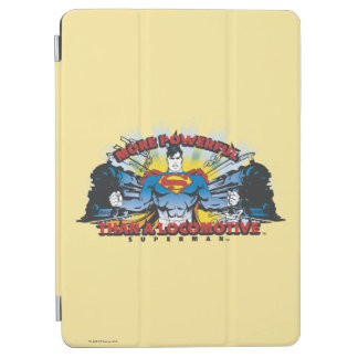 Superman - Two Trains iPad Air Cover