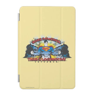Superman - Two Trains iPad Mini Cover