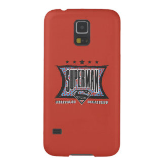 Superman Unrivaled, Unmatched Case For Galaxy S5
