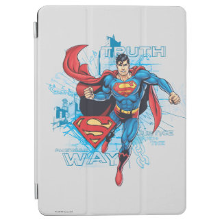Superman with Logo 2 iPad Air Cover