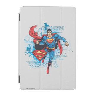 Superman with Logo 2 iPad Mini Cover