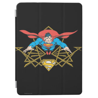 Superman with Logo iPad Air Cover