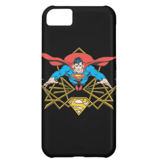 Superman with Logo iPhone 5C Case