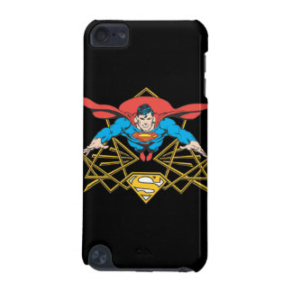 Superman with Logo iPod Touch (5th Generation) Cover