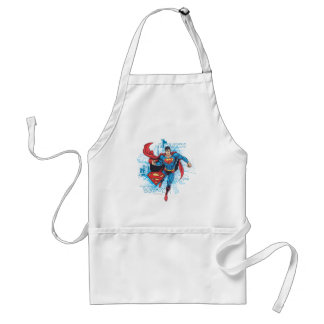 Superman with Logo Standard Apron