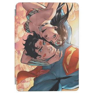 Superman/Wonder Woman Comic Cover #11 Variant iPad Air Cover