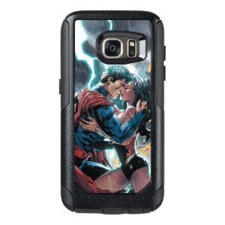 Superman/Wonder Woman Comic Promotional Art OtterBox Samsung Galaxy S7 Case