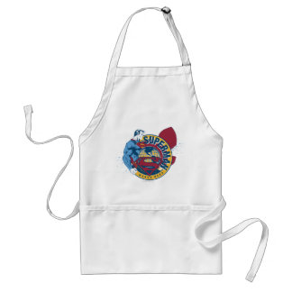 Superman - World Hero Apron
