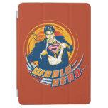 Superman World Hero iPad Air Cover