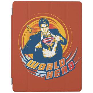 Superman World Hero iPad Cover