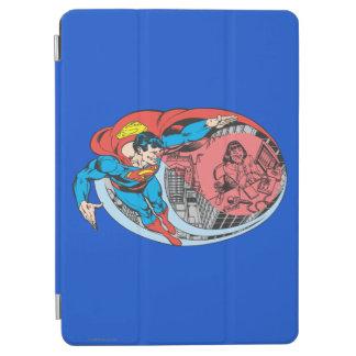 Superman X-Ray Vision iPad Air Cover