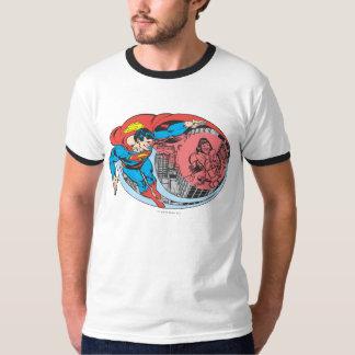 Superman X-Ray Vision Tshirts
