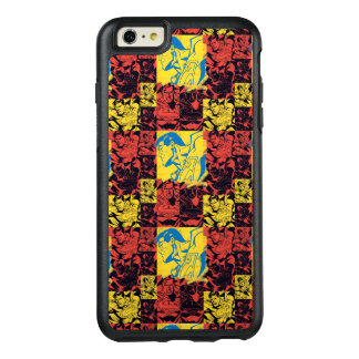 Superman Yellow and Red OtterBox iPhone 6/6s Plus Case