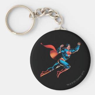Superman Yells Key Ring