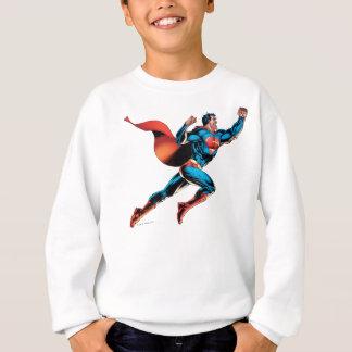 Superman Yells Sweatshirt