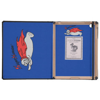 SuperManatee! Dodo iPad Case