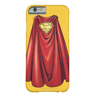 Superman's Cape Barely There iPhone 6 Case